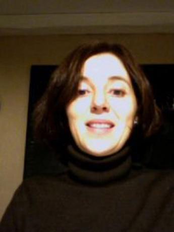Irina Lucidi, 44 anni, la madre delle gemelline (Ansa)
