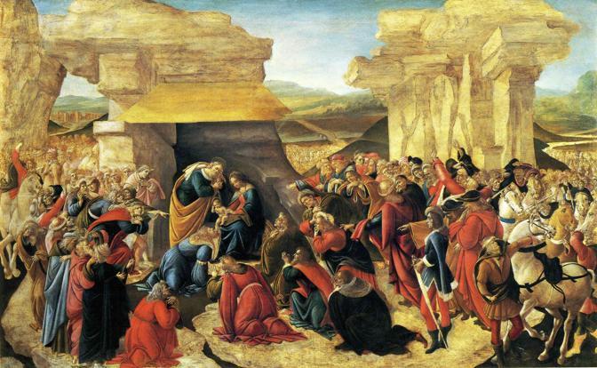 Alessandro Botticelli -