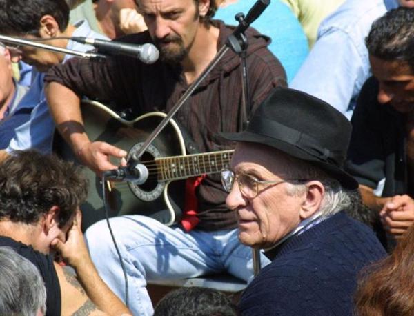 Al funerale anche don Gallo (Ap)
