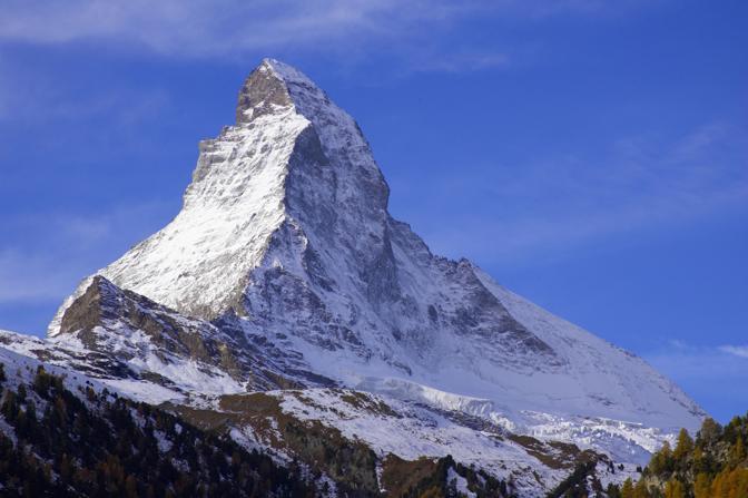 Il Cervino, montagna che ha chiuso nel 1965 la carriera dell'alpinismo estremo di Walter Bonatti