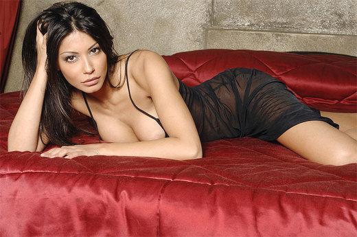 L'ex modella Letizia Filippi, una delle persone indagate, nota anche per il flirt con Cristiano Ronaldo