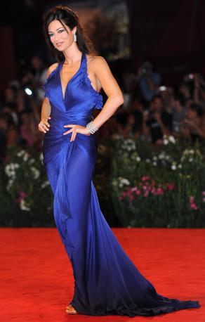 Manuela Arcuri: Tarantini voleva che si prostituisse ma, secondo i pm di Bari, l'attrice non accettò (Epa)