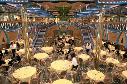 Il ristorante Roma (Giorgio Bergami)
