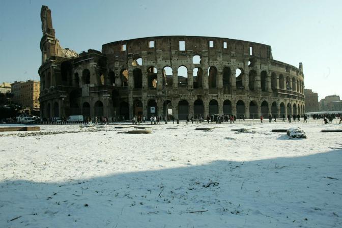 Il Colosseo (Fotogramma/Maci)