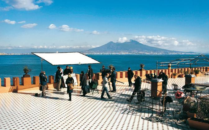 Stunning Le Terrazze Posillipo Ideas - Idee Arredamento Casa ...