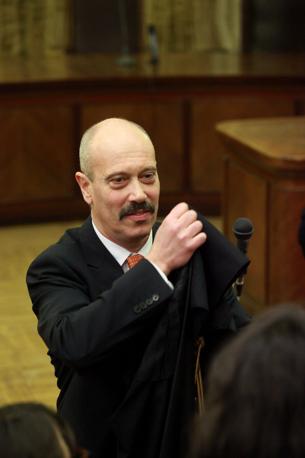 Fabio De Pasquale. il pubblico ministero del caso Mills (foto Brandi)