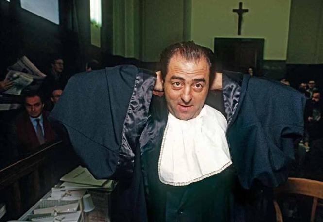 Antonio Di Pietro, il pm protagonista indiscusso di quella stagione giudiziaria e politica