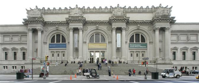 Metropolitan Museum of Art, a New York (Ap) 