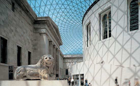 British Museum, la cupola di Norman Foster