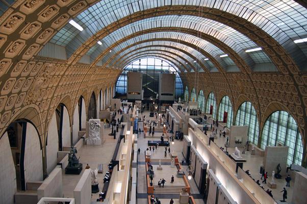 Il museo D'Orsay (M. Parilli)