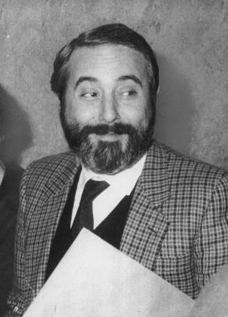 Giovanni Falcone in una foto del 1984 (Foto Ap - Archivio Corriere)
