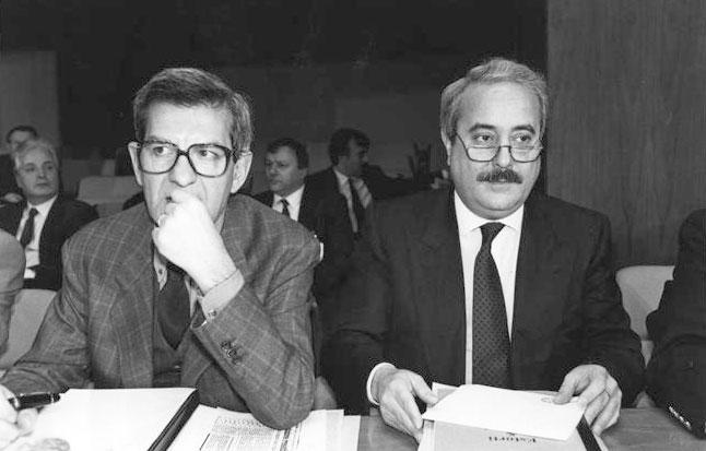 Con Luciano Violante (Foto Marco Lanni - Archivio Corriere)