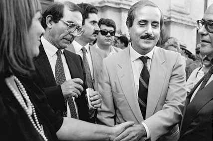Falcone ed Aldo Rizzo