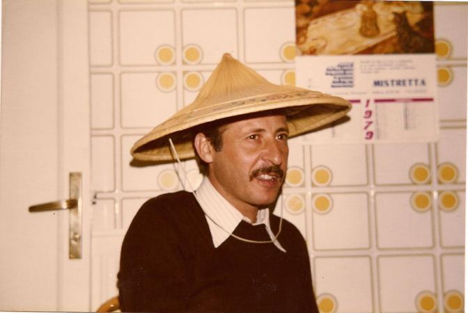 Borsellino in una foto del 1978
