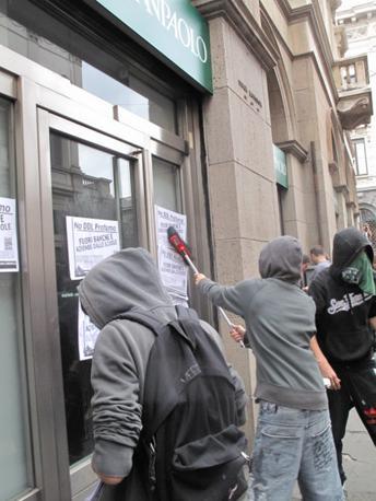 Studenti sempre a Milano (Fotgramma/Donà)