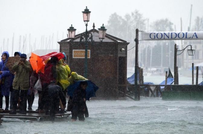 Venezia (Ansa)