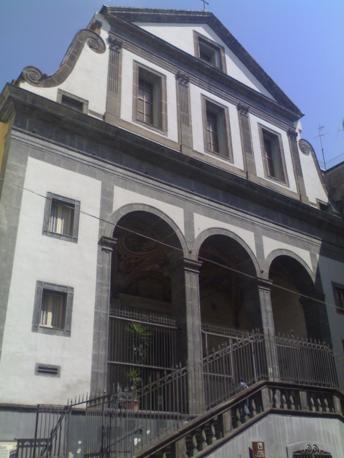 Napoli, Santa Maria Regina Coeli