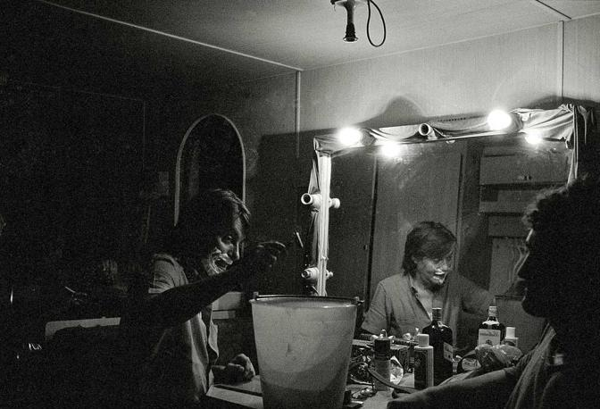 (1984 Foto di Reinhold Kohl)