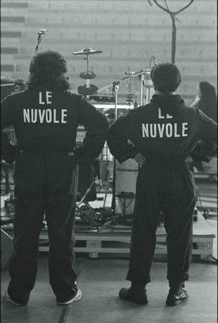 (1991 Foto di Giovanni Pinna)