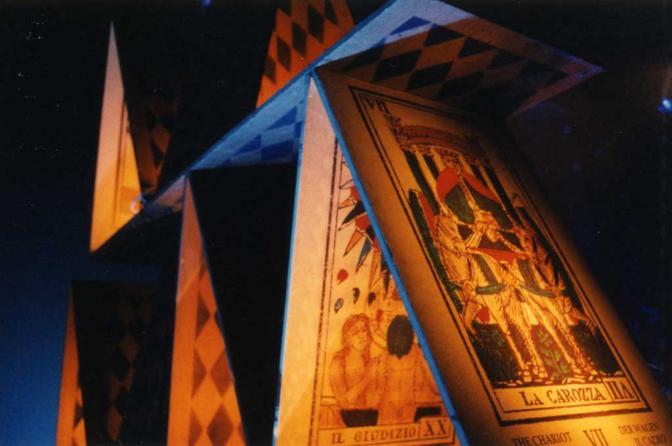 (1998 Archivio Fondazione Fabrizio De André Onlus)