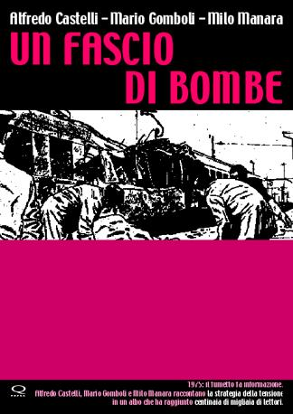 """""""Un fascio di bombe"""" di Milo Manara: la copertina"""