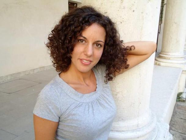 Un'altra foto di Silvia Avallone (Errebi)
