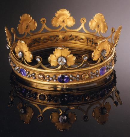 Mostra su «Vittorio Emanuele II, Il Re Galantuomo»: corona marchionale