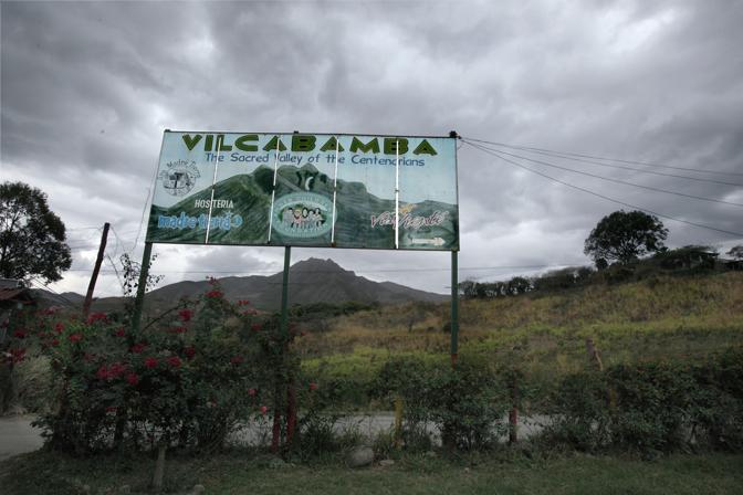 Le immagini di Vilcabamba (Ecuador): il paese dei centenari (servizio fotografico di Luigi Baldelli)