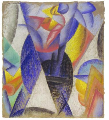 Gino Severini, La danse de l?ours, del 1914