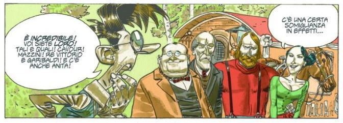 Vignetta di Corrado Mastantuono