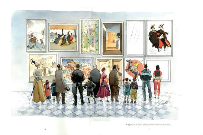 Illustrazione di Sergio Tisselli