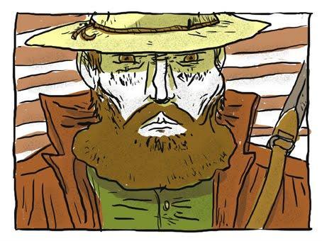 Una vignetta di Michele Petrucci