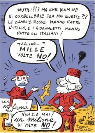 Vignetta di Tuono Pettinato