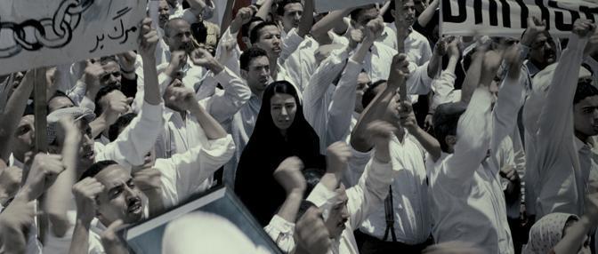 Shirin Neshat Donne senza uomini, still da Munis, 2008 (Gladstone Gallery, New York)
