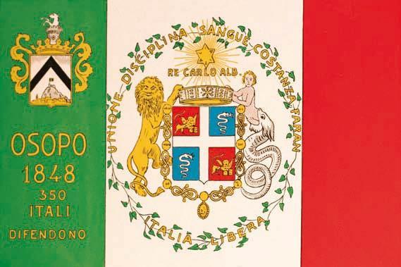 1848, AGOSTO - OSOPPO -