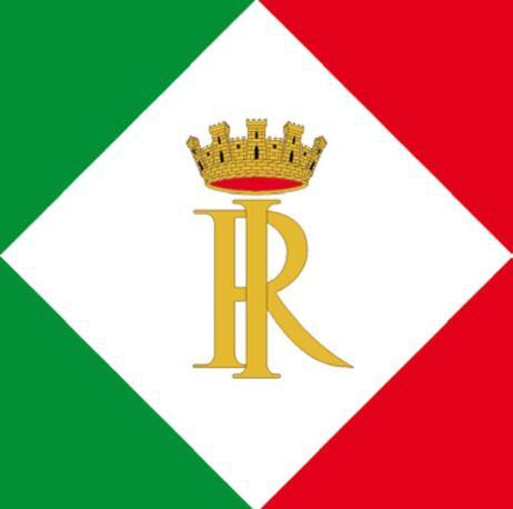 Le bandiere della repubblica for Repubblica parlamentare italiana