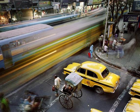 Scenario metropolitano - Foto di Martin Roemers (Olanda), vincitore nella categoria «Stories Daily Life»