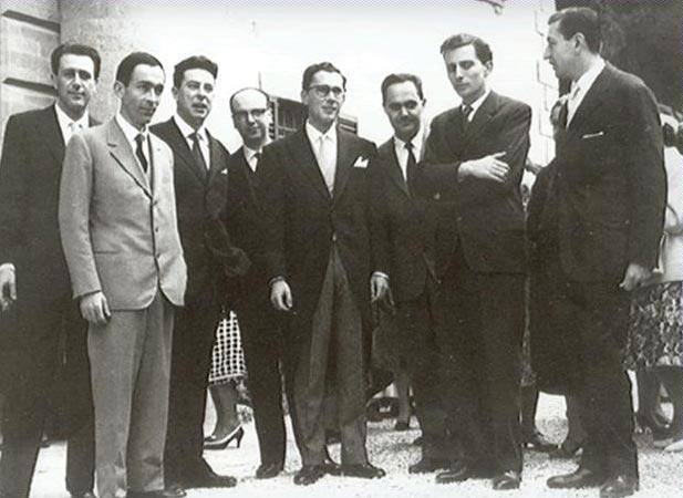 Amici e collaboratori del Mulino
