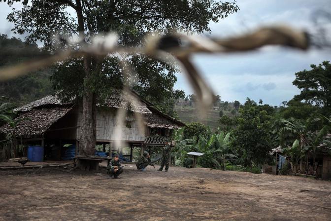 U Saw Birmania La Birmania dei...