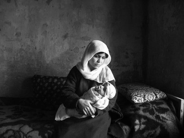 Kabul 2003, carcere femminile