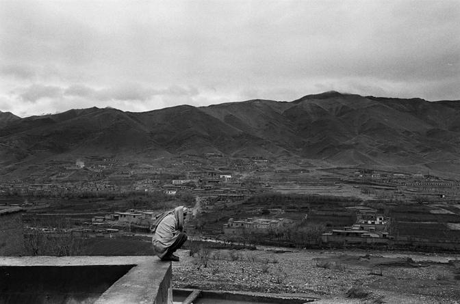 Valle del Panshir 1999