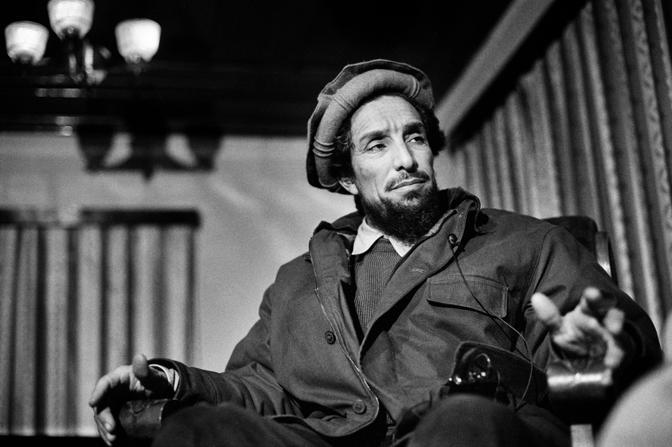 Valle del Panshir 1995, il Comandante Massoud