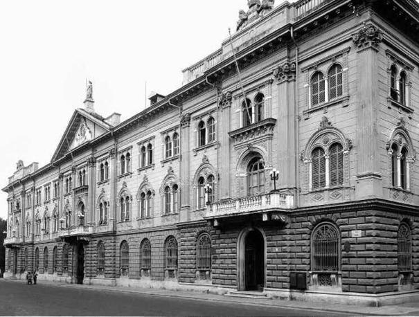 Prefettura di Cuneo (Pietro Carrera), foto Alinari