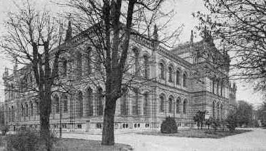 Museo civico di Storia Naturale di Milano (Giovanni Ceruti), foto del 1893