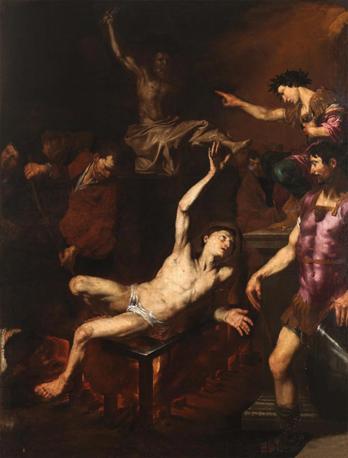 José de Ribera detto Lo Spagnoletto,