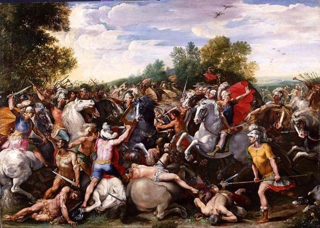Esempi di empietà sono gli imperatori Tullio Ostilio e Tarquinio il Superbo, Caligola e Nerone