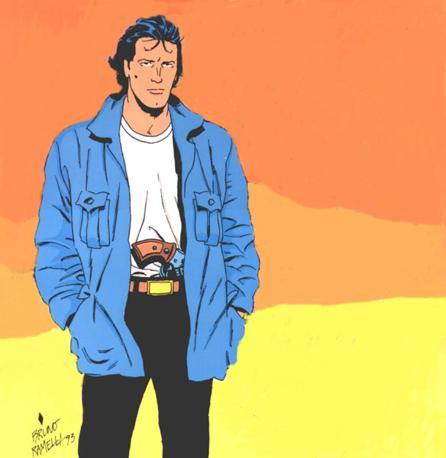 """Nick Raider è il personaggio in """"giallo"""" della Casa editrice. Si muove tra il poliziesco e il noir, ma nel 2005 scompare dal mercato, per vendite non troppo esaltanti"""