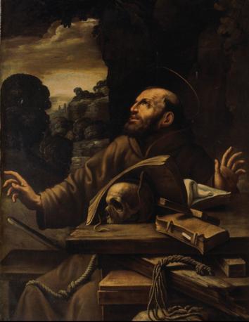 Carlo Saraceni (Venezia, 1579-1620), copia da