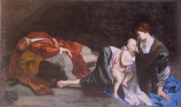 Orazio Gentileschi (Pisa, 1563 ? Londra, 1639)