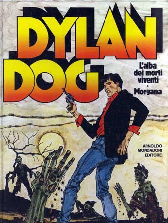Dylan dog 25 anni nell 39 incubo - Dylan dog attraverso lo specchio ...